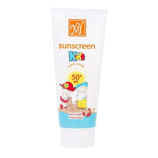 لیست قیمت 30 مدل کرم ضد آفتاب کودک بهترین کیفیت + لینک خرید