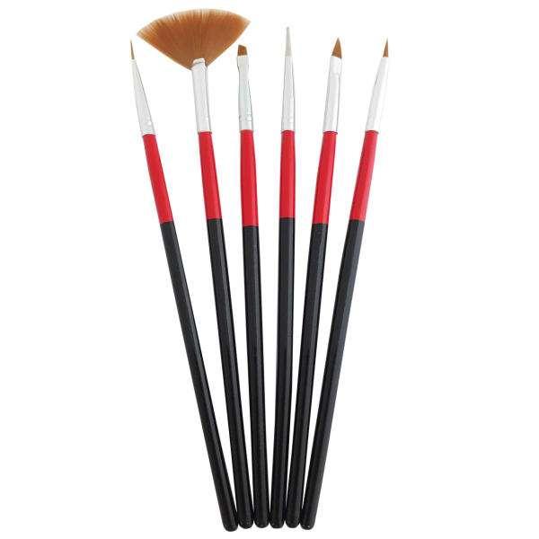 خرید 30 مدل قلم طراحی ناخن با کیفیت مناسب + قیمت